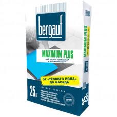 Maximum Plus 25 кг клей для всех видов плитки на сложные основания  Bergauf  (56шт/пал)
