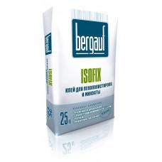 Isofix  25 кг  клей для пенополистирола, минваты Bergauf  (56шт/пал)