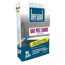 Bau Putz Zement  25 кг  цементная штукатурка с повышенной водо- и морозостойкостью   (56шт/пал)