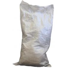 Мешки для мусора 50 кг белый 50*90 см Первичный полипропилен