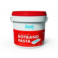 Ротбанд паста ПРОФИ 18 кг Готовая пастообразная финишная шпатлевка на винил.основе КНАУФ