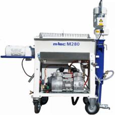 Штукатурная станция m-tec M280 (в комплекте) б/у г.в. 2017