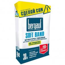 Soft Band 30 кг штукатурка гипсовая Bergauf