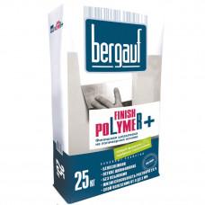 Finish Polymer 25кг Суперфинишная шпаклевка на полимерной основе, под покраску Bergauf  (42шт пал)