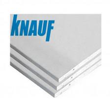 ГКЛ обычный 12,5-1200-3000 КНАУФ  (56 листов/палета-168 м2)