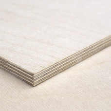 Фанера 1525*1525 сорт 2/4, толщина 4 мм