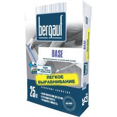 Base 25кг  ровнитель для пола на цементной основе  Bergauf  ( 56м/пал)
