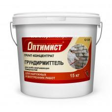 """Грунт-концентрат поверхностный укрепляющий Грундирмиттель (15 кг) G120 ТМ """"ОПТИМИСТ"""""""
