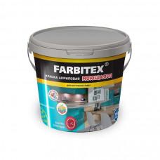 Краска акриловая моющаяся (13 кг) FARBITEX