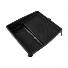 Кювета пластмассовая черная 330*350 мм