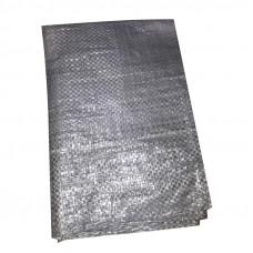 Мешок полипропиленовый серый 55х95 см